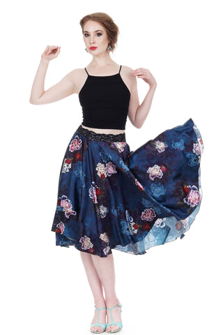 the ballet skirt in carnation pool