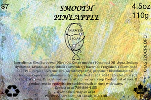 Smooth Pineapple