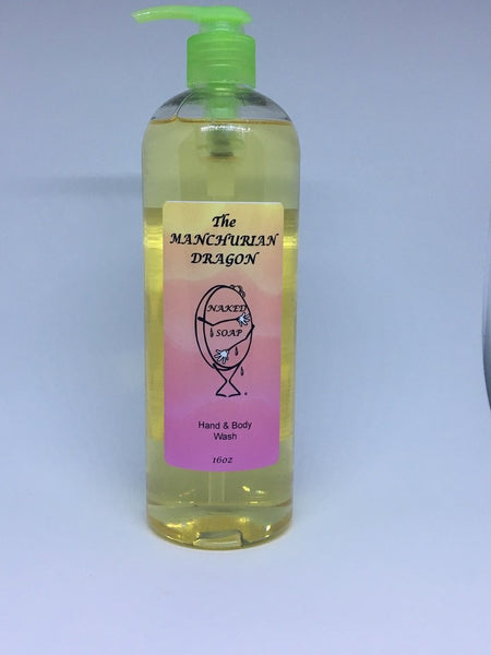 The Manchurian Dragon Liquid Soap Products