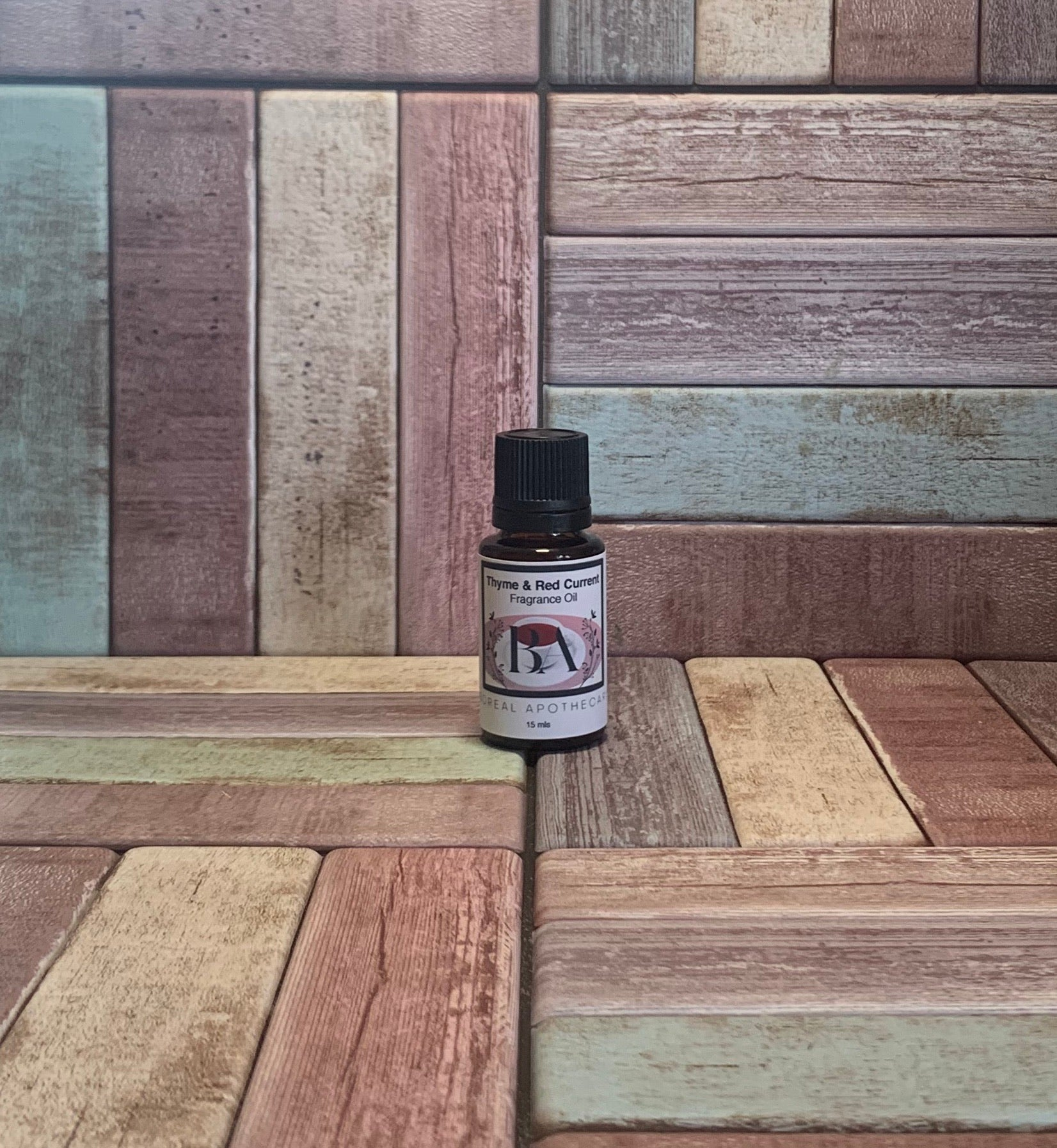 Thyme & Red Current Fragrance Oil