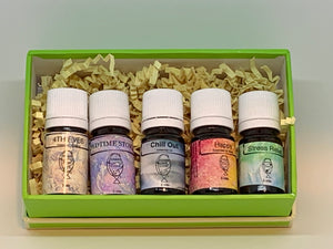 Essential Oil Blend Diffuser Kit