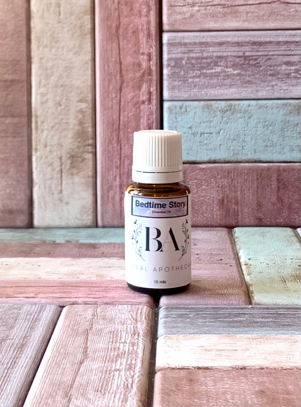 Bedtime Story Essential Oil Blend