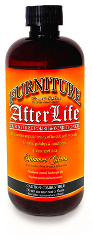 Furniture Afterlife - Professional Wood Polish & Conditioner