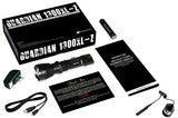 Supernova Guardian 1300XL-Z Tactical Flashlight - USB Rechargeable Professional Series Gift Set