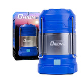 Supernova Orion Ultimate Survival Rechargeable LED Camping Lantern and Power Bank - Most Versatile, Brightest Lantern For Emergency, Recreation & Hiking Lantern Available (XL - Celestial Blue)