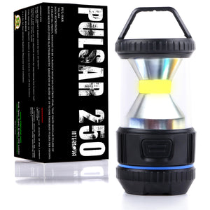 Internova Pulsar 250 Micro 360 Degree LED Camping and Emergency Lantern