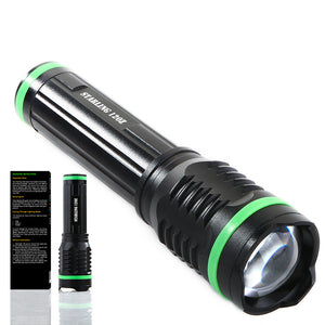 Starling 120Z Zoomable LED Flashlight with BrightStart Technology