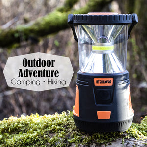 Internova 1000 LED Camping Lantern - Massive Brightness with Fully Adjustable 360 Arc Lighting