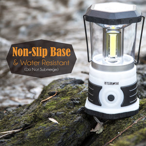 Yeti 800 LED Camping Lantern - Tri-Strip LED - (Himalayan White)