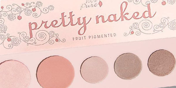 100% Pure Pretty Naked Palette