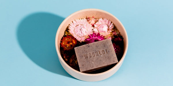 Flora Bar Soap by Woodlot