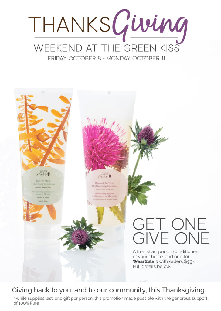 Thanksgiving Weekend at The Green Kiss