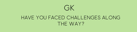 Question 2: Have you faced challenges along the way?