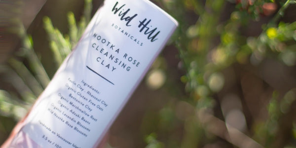 Will Hill Cleansing Clay