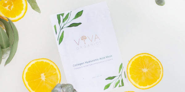 Viva Collagen Hyaluronic Acid Mask