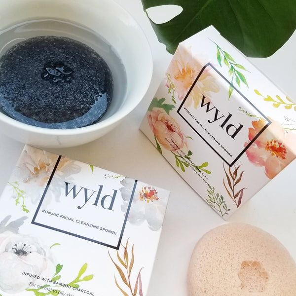 Wyld Sustainable Konjac Sponges