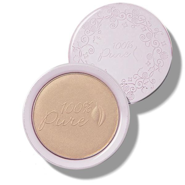 100 Percent Pure Gemmed Luminizer - The Green Kiss