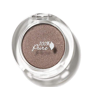 100 Percent Pure Fruit Pigmented Eye Shadow - The Green Kiss