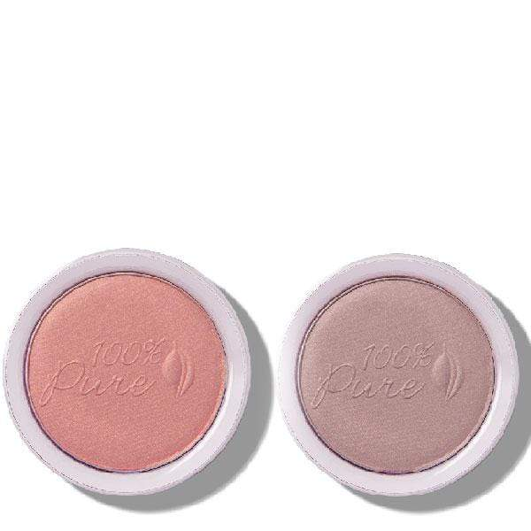 100 Percent Pure Fruit Pigmented Blush - The Green Kiss