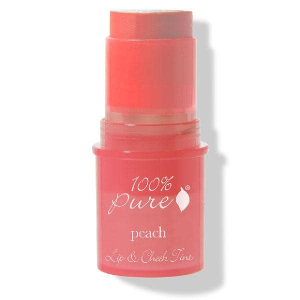 100 Percent Pure Fruit Pigmented Lip and Cheek Tint - The Green Kiss