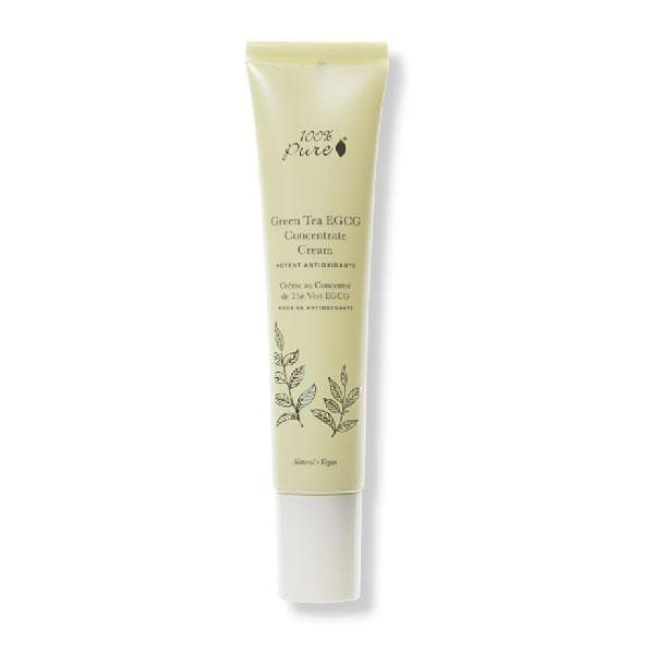 100 Percent Pure Green Tea EGCG Concentrate Cream