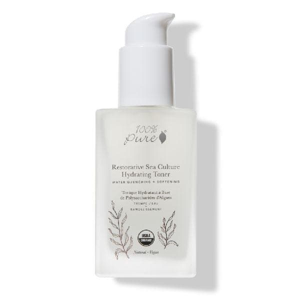 100 Percent Pure Restorative Sea Culture Hydrating Toner - The Green Kiss
