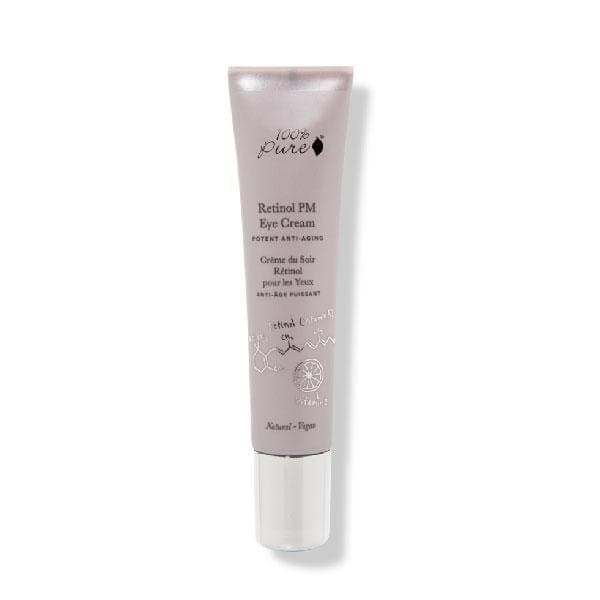 100 Percent Pure Retinol PM Eye Cream - The Green Kiss