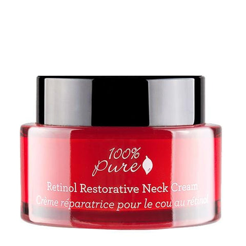 100 Percent Pure Retinol Restorative Neck Cream