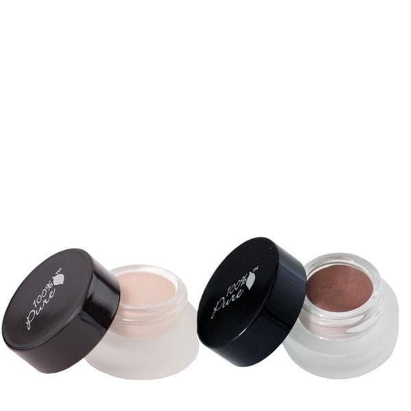 100 Percent Pure Fruit Pigmented Satin Eye Shadow