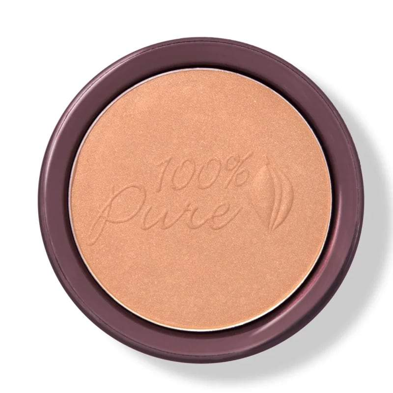 100 Percent Pure Cocoa Pigmented Bronzer - The Green Kiss