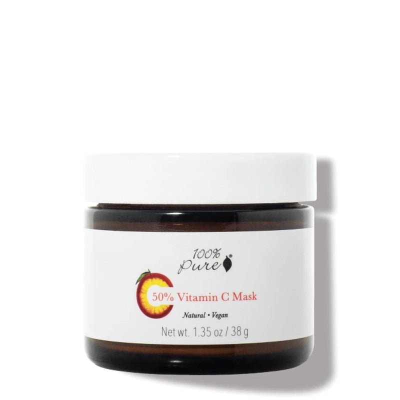 100 Percent Pure 50% Vitamin C Mask - The Green Kiss