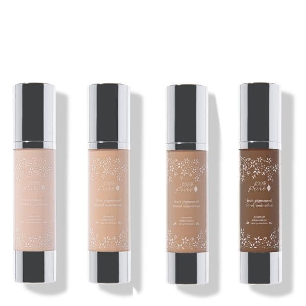 100 Percent Pure Fruit Pigmented Tinted Moisturizer