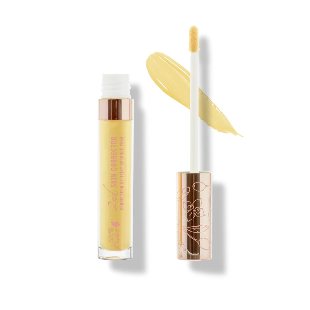 100 Percent Pure 2nd Skin Corrector - Yellow