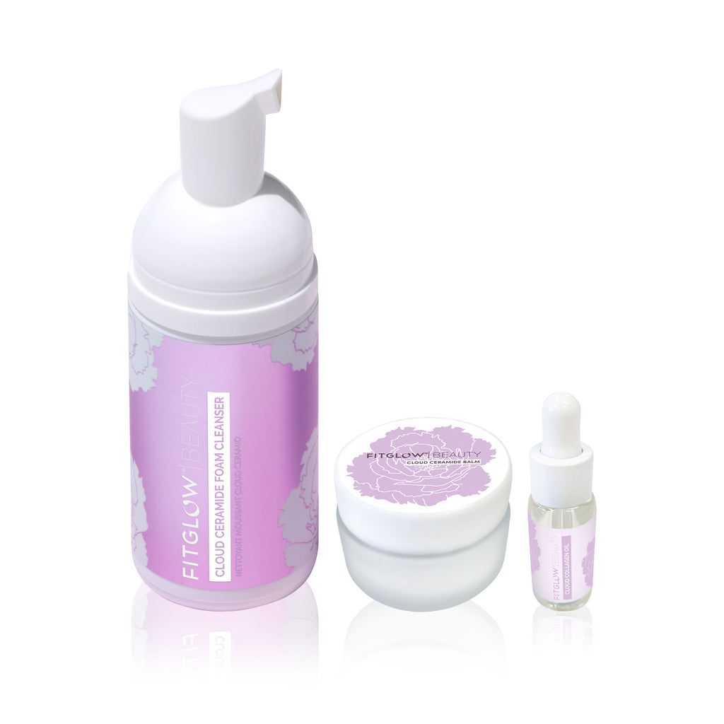 Fitglow Beauty Cloud Skin Kit