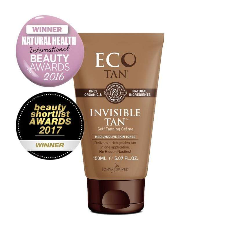 Eco Tan Invisible Tan - The Green Kiss