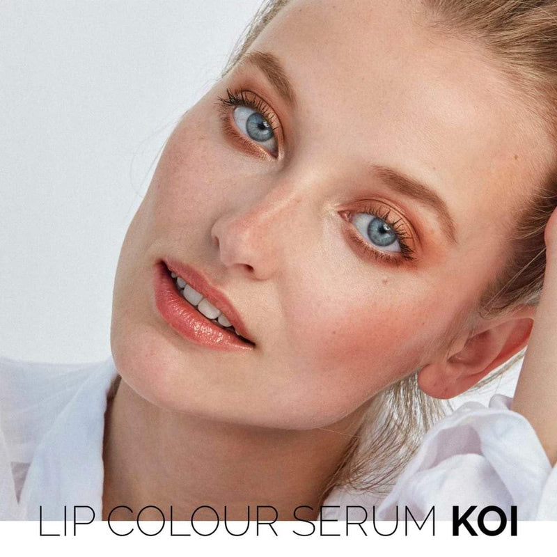 Fitglow Beauty Lip Colour Serum Duo - Koi & Beach Glow