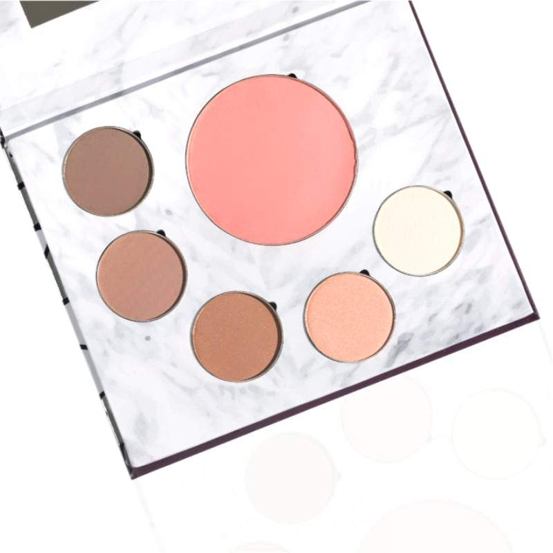 Fitglow Beauty Day Palette - The Green Kiss
