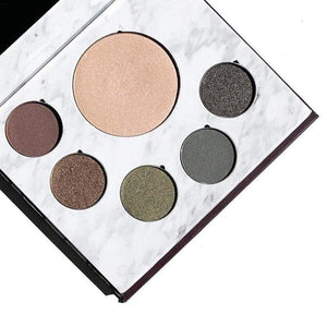 Fitglow Beauty Glam Palette - The Green Kiss