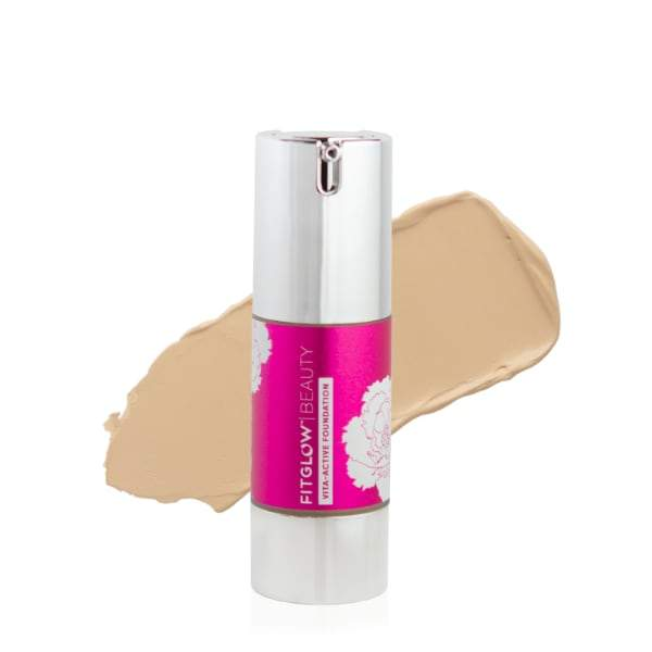 Fitglow Beauty Vita Active Foundation - The Green Kiss
