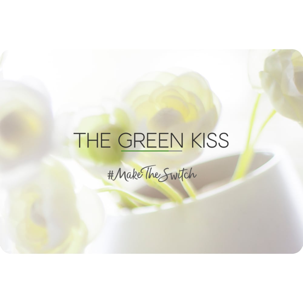 Gift Card - The Green Kiss