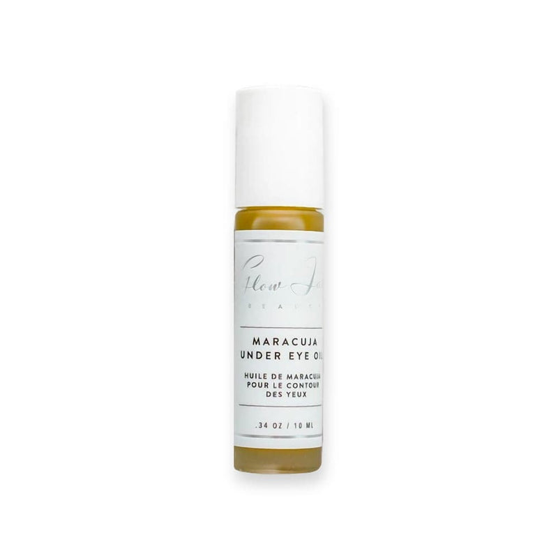 Glow Jar Maracuja Under Eye Oil - The Green Kiss