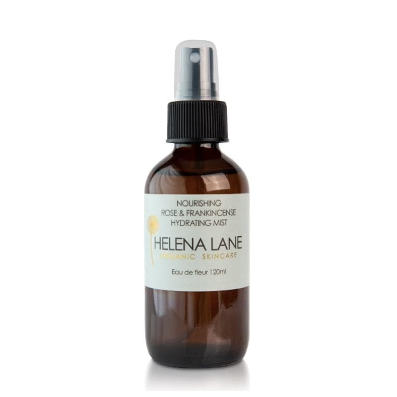 Helena Lane Nourishing Rose & Frankincense Hydrating Mist - The Green Kiss