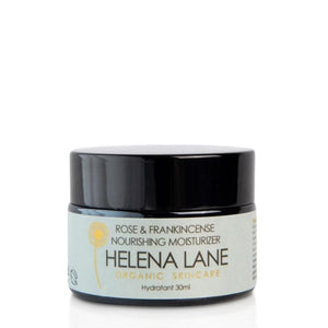 Helena Lane Rose & Frankincense Nourishing Moisturizer - The Green Kiss