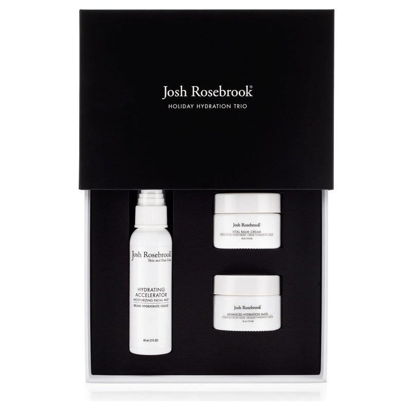 Josh Rosebrook Holiday Hydration Trio