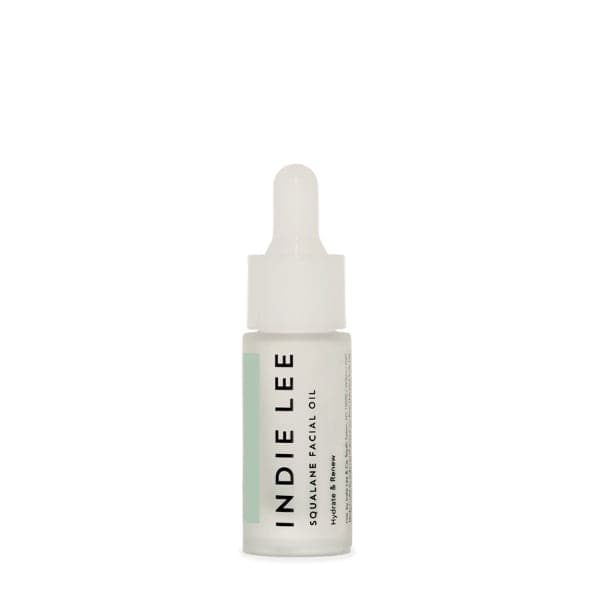 Indie Lee Squalane Facial Oil - Travel Size - The Green Kiss