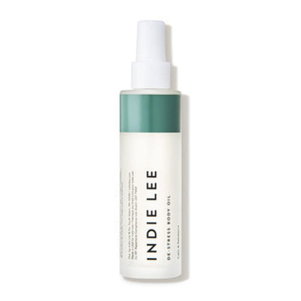 Indie Lee Destress Body Oil - The Green Kiss