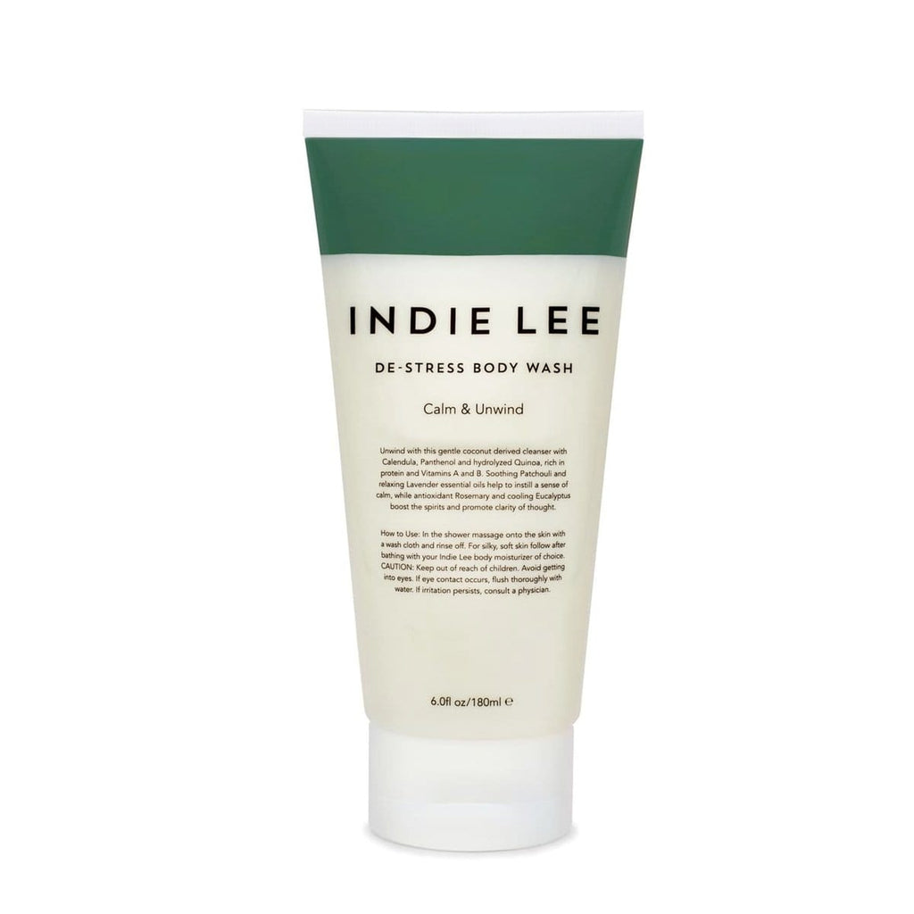Indie Lee Destress Body Wash - The Green Kiss