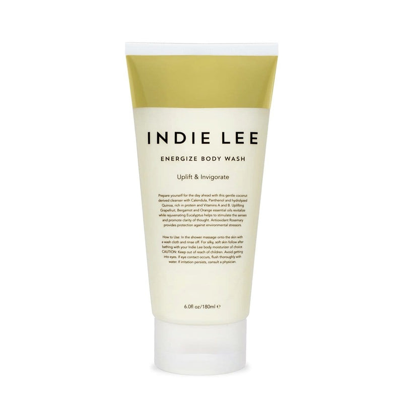 Indie Lee Energize Body Wash - The Green Kiss
