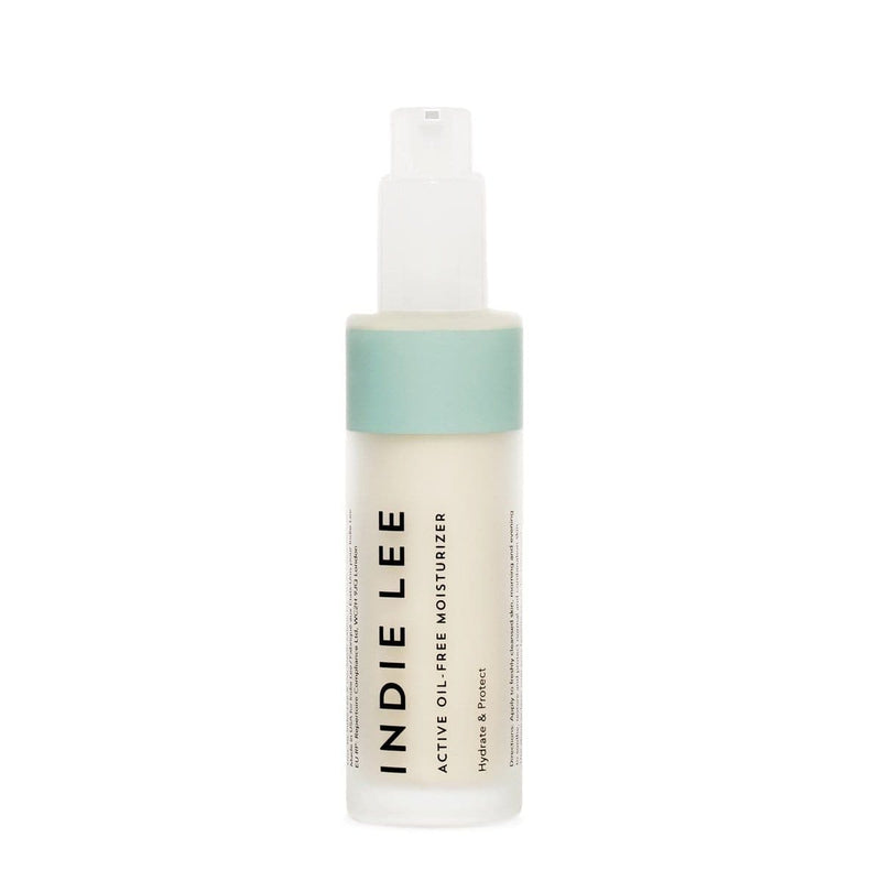 Indie Lee Active Oil-Free Moisturizer - The Green Kiss