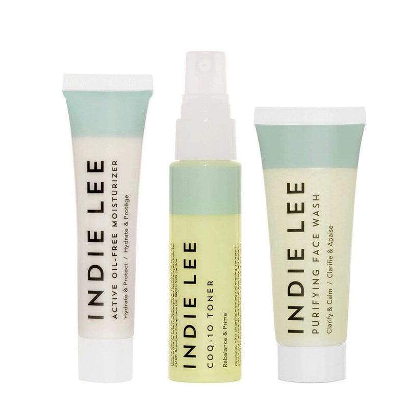Indie Lee Clarity Kit - The Green Kiss